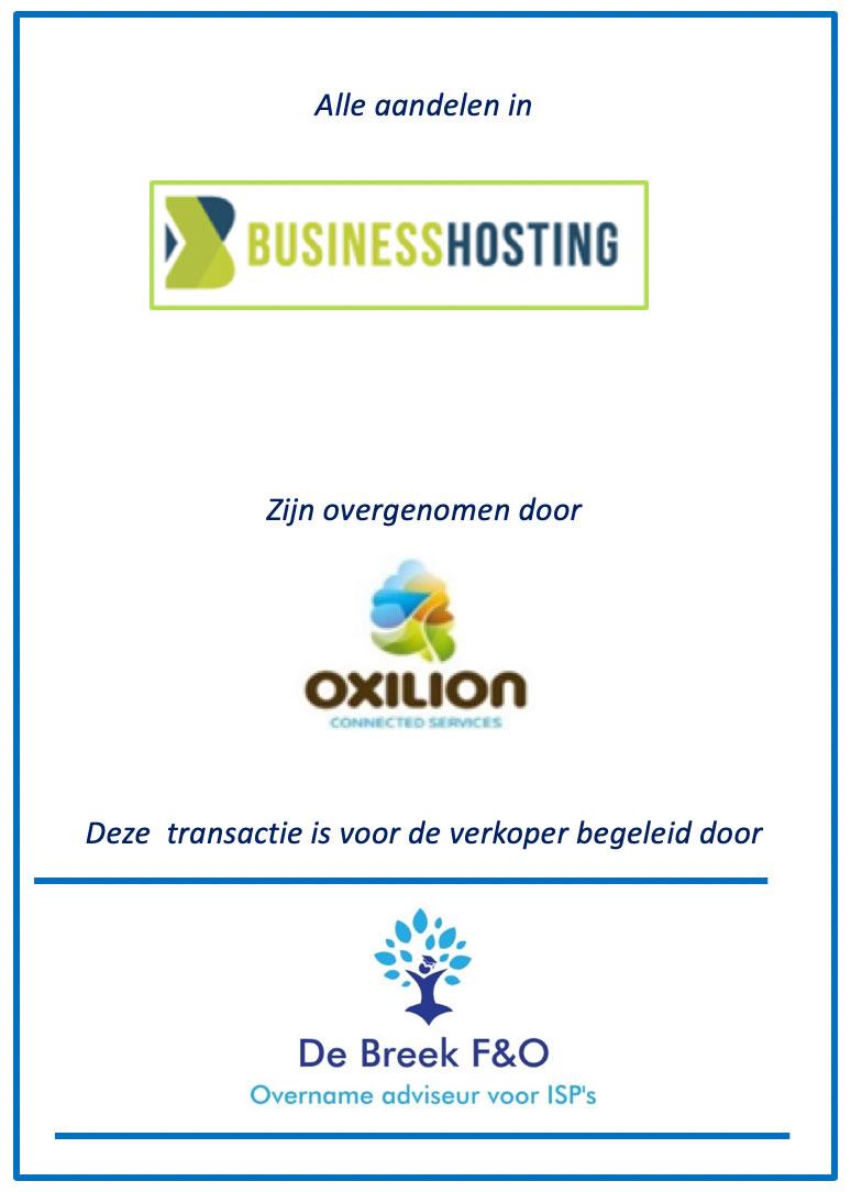 Overname businesshosting