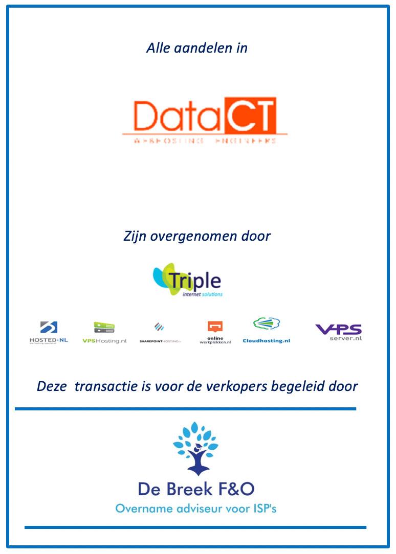 Overname data ct