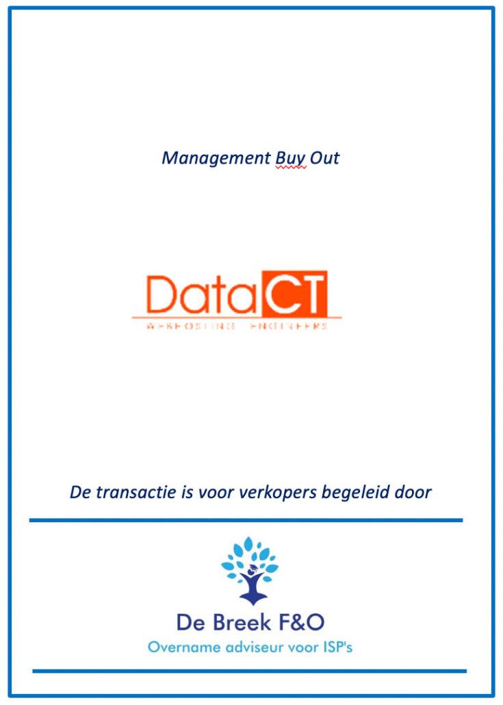 management buyout datact