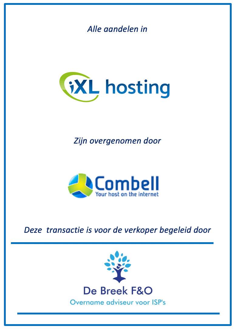 Overname XL Hosting